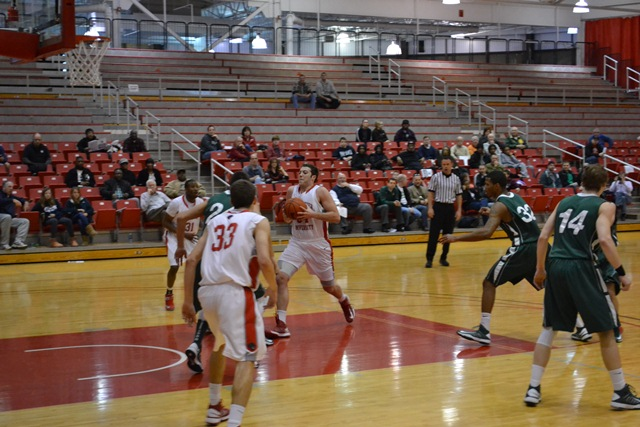 9th Saint Xavier vs. Roosevelt University (Ill.) Photo