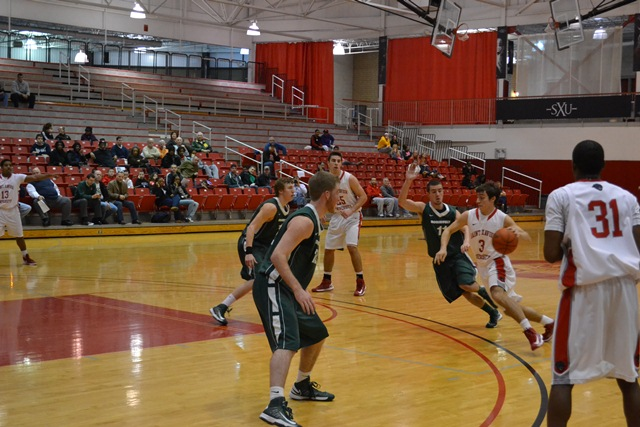 12th Saint Xavier vs. Roosevelt University (Ill.) Photo