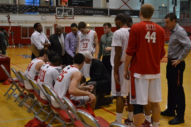 25th Saint Xavier vs. Roosevelt University (Ill.) Photo
