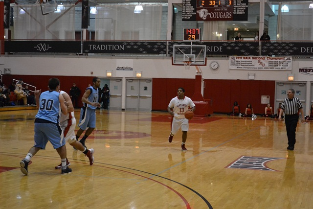 4th Saint Xavier vs. Trinity Christian College (Ill.) Photo