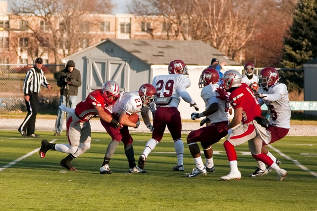 33rd Saint Xavier vs. University of the Cumberlands (Ky.) Photo