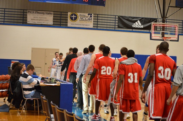 16th Saint Xavier vs. Judson University (Ill.) Photo