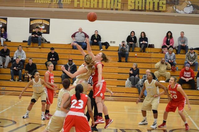 2nd Saint Xavier vs. University of St. Francis (Ill.) Photo