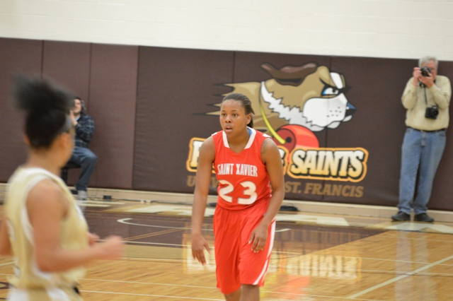 5th Saint Xavier vs. University of St. Francis (Ill.) Photo