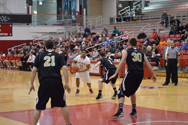 Saint Xavier vs. Purdue University-North Central (Ind.) - Photo 9