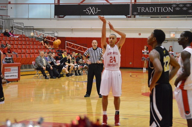 Saint Xavier vs. Purdue University-North Central (Ind.) - Photo 17