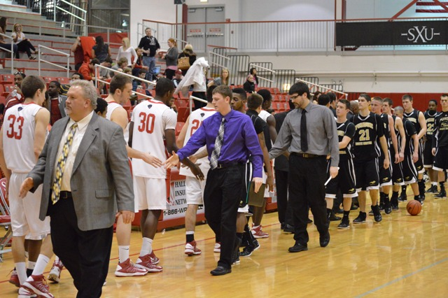 Saint Xavier vs. Purdue University-North Central (Ind.) - Photo 20
