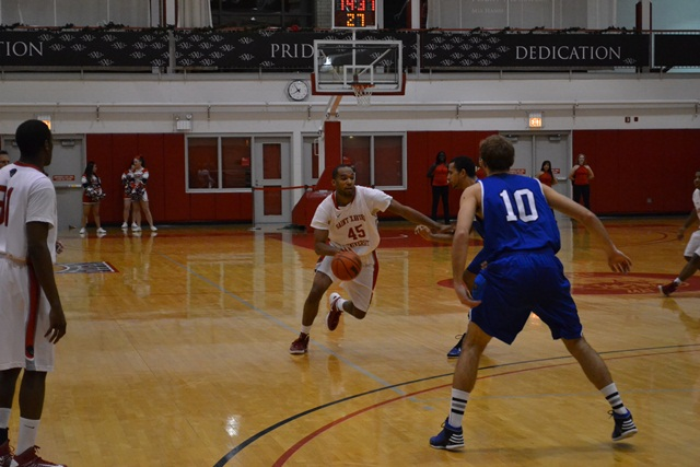 6th Saint Xavier vs. Trinity International University (Ill.) Photo