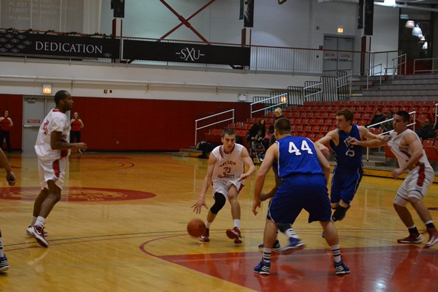 8th Saint Xavier vs. Trinity International University (Ill.) Photo
