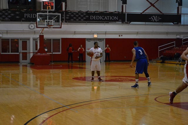 2nd Saint Xavier vs. Trinity International University (Ill.) Photo