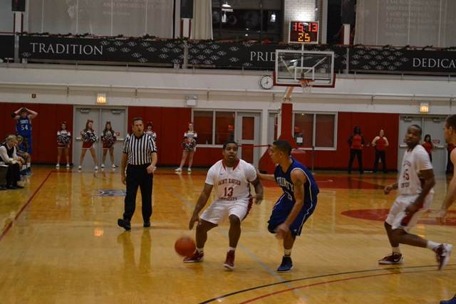 4th Saint Xavier vs. Trinity International University (Ill.) Photo