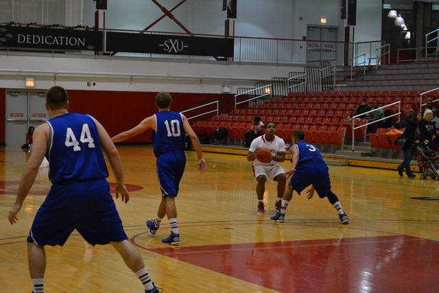5th Saint Xavier vs. Trinity International University (Ill.) Photo