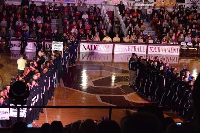 7th Saint Xavier University 2013 NAIA Parade of Champions Photo