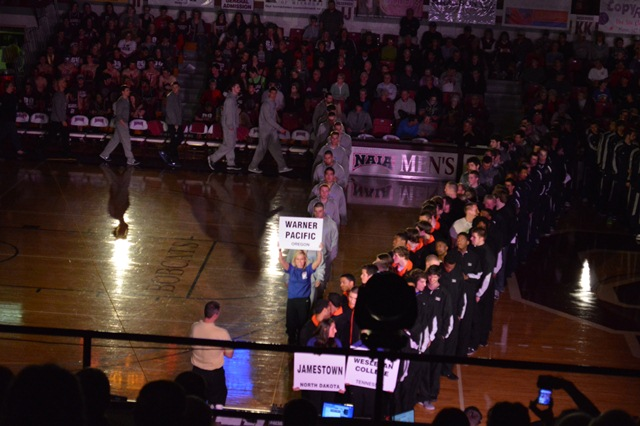 8th Saint Xavier University 2013 NAIA Parade of Champions Photo