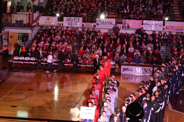 12th Saint Xavier University 2013 NAIA Parade of Champions Photo