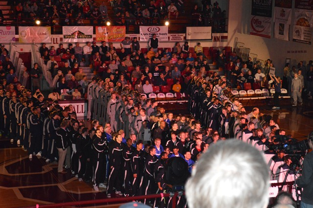 17th Saint Xavier University 2013 NAIA Parade of Champions Photo