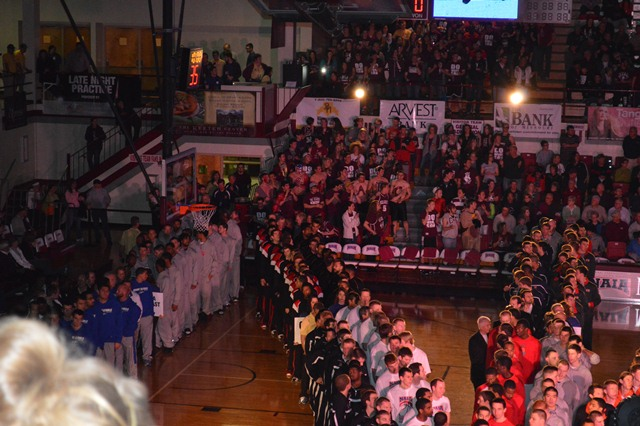 19th Saint Xavier University 2013 NAIA Parade of Champions Photo