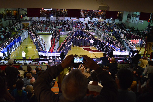 25th Saint Xavier University 2013 NAIA Parade of Champions Photo
