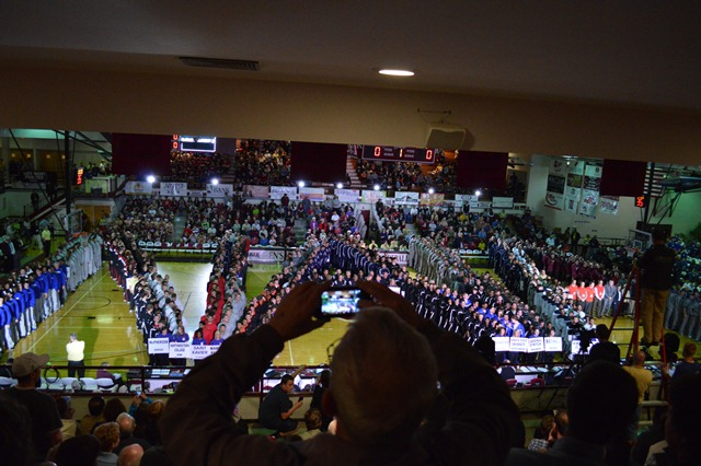 26th Saint Xavier University 2013 NAIA Parade of Champions Photo