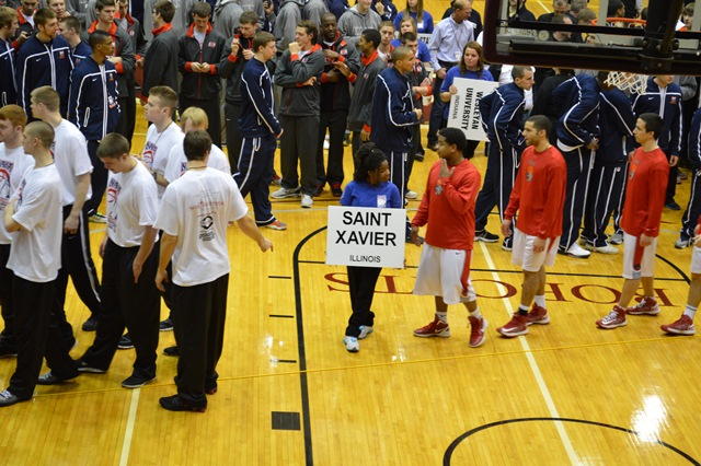 32nd Saint Xavier University 2013 NAIA Parade of Champions Photo