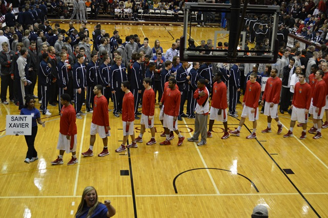 33rd Saint Xavier University 2013 NAIA Parade of Champions Photo