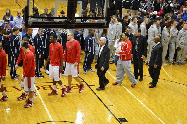 34th Saint Xavier University 2013 NAIA Parade of Champions Photo