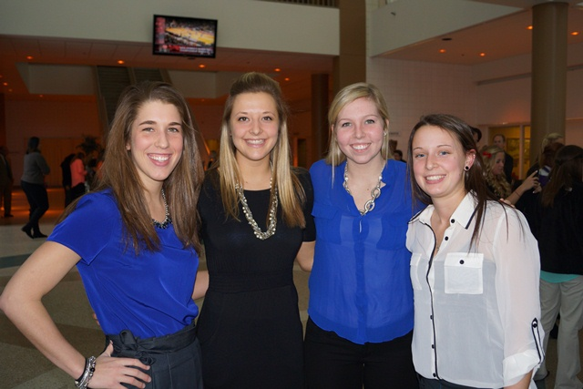 Saint Xavier University Women's Basketball Parade/Banquet - Photo 2