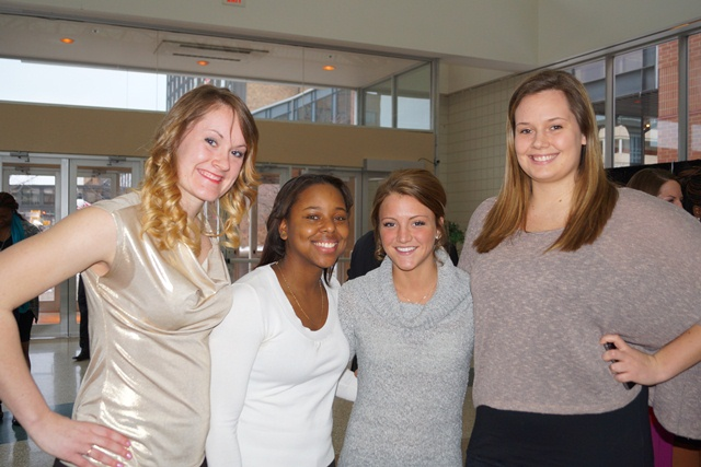 Saint Xavier University Women's Basketball Parade/Banquet - Photo 8