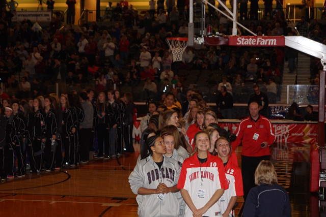 Saint Xavier University Women's Basketball Parade/Banquet - Photo 21