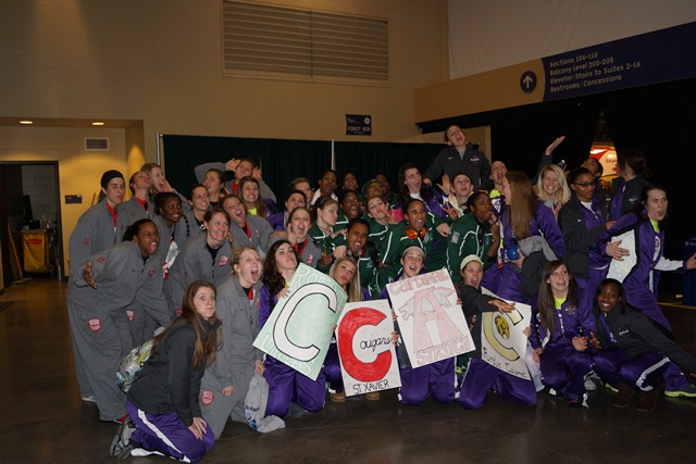 Saint Xavier University Women's Basketball Parade/Banquet - Photo 25