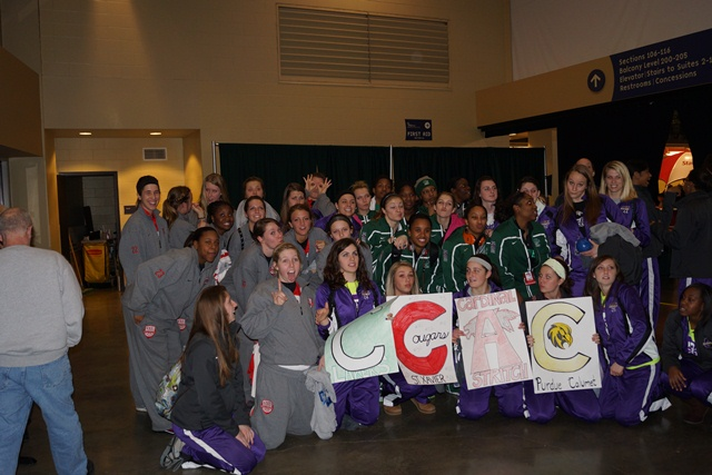 Saint Xavier University Women's Basketball Parade/Banquet - Photo 26