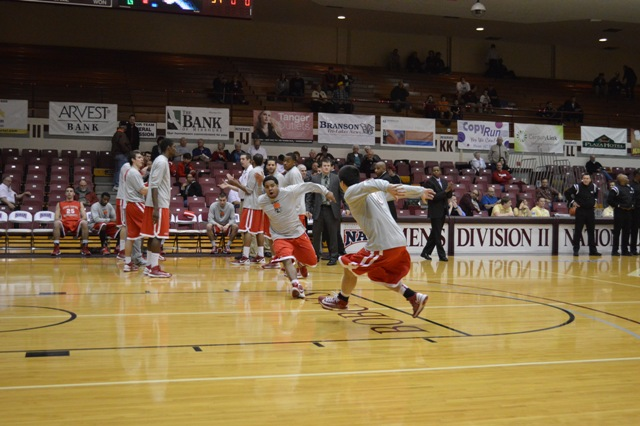 1st Saint Xavier vs. Indiana University Southeast Photo