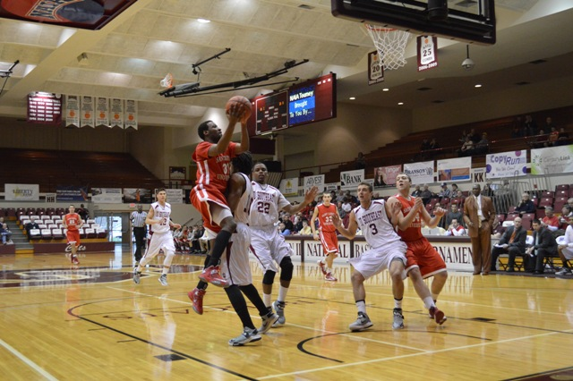 8th Saint Xavier vs. Indiana University Southeast Photo