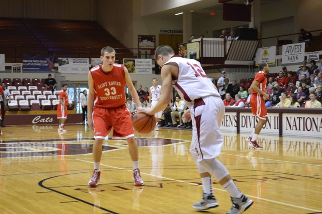 12th Saint Xavier vs. Indiana University Southeast Photo