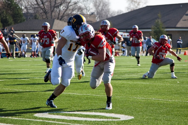 Saint Xavier vs. William Penn University (Iowa) - Photo 1