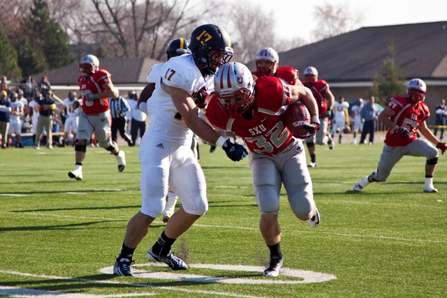 Saint Xavier vs. William Penn University (Iowa) - Photo 2