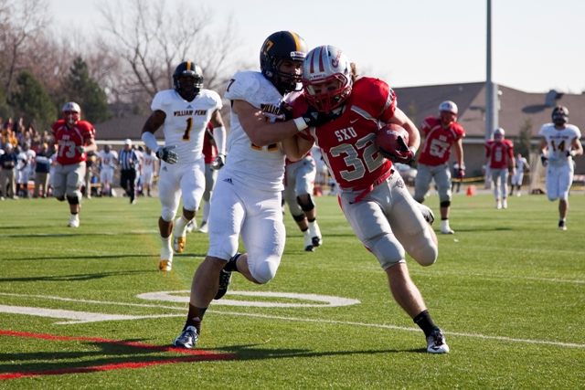 Saint Xavier vs. William Penn University (Iowa) - Photo 3