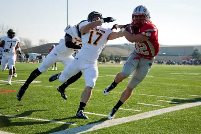 Saint Xavier vs. William Penn University (Iowa) - Photo 4