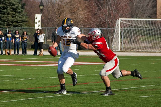 Saint Xavier vs. William Penn University (Iowa) - Photo 6