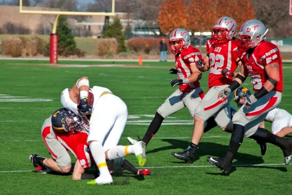 Saint Xavier vs. William Penn University (Iowa) - Photo 17