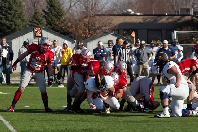 Saint Xavier vs. William Penn University (Iowa) - Photo 26
