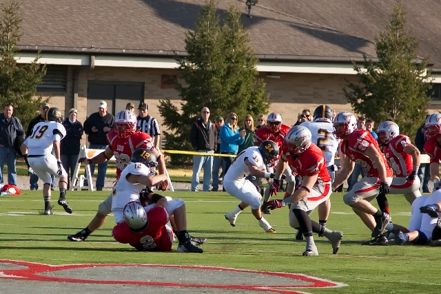 Saint Xavier vs. William Penn University (Iowa) - Photo 29