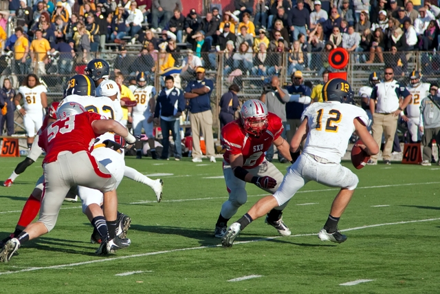 Saint Xavier vs. William Penn University (Iowa) - Photo 30