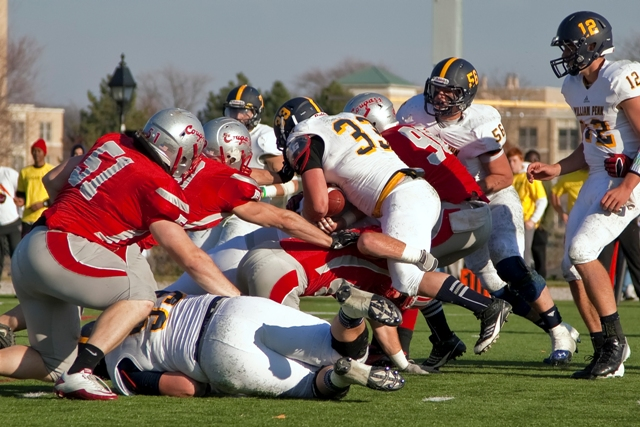 Saint Xavier vs. William Penn University (Iowa) - Photo 31
