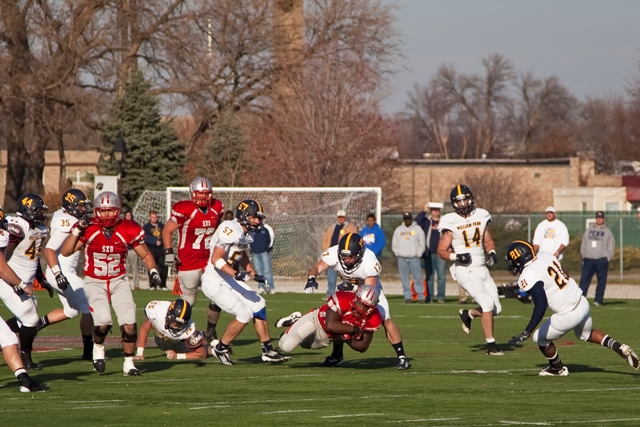 Saint Xavier vs. William Penn University (Iowa) - Photo 32