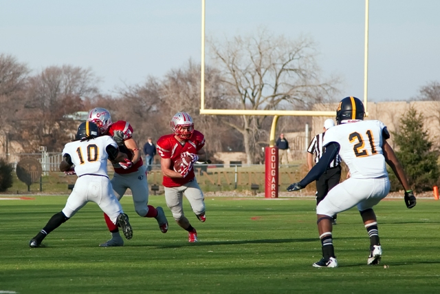 Saint Xavier vs. William Penn University (Iowa) - Photo 33