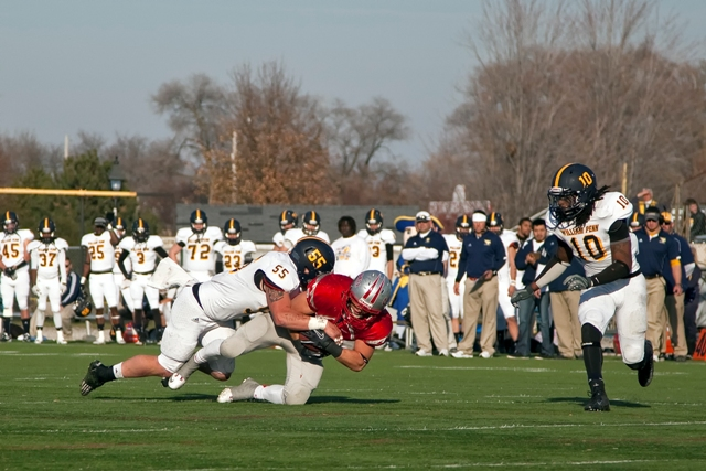 Saint Xavier vs. William Penn University (Iowa) - Photo 34