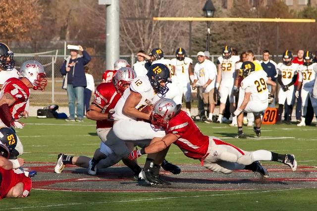 Saint Xavier vs. William Penn University (Iowa) - Photo 37