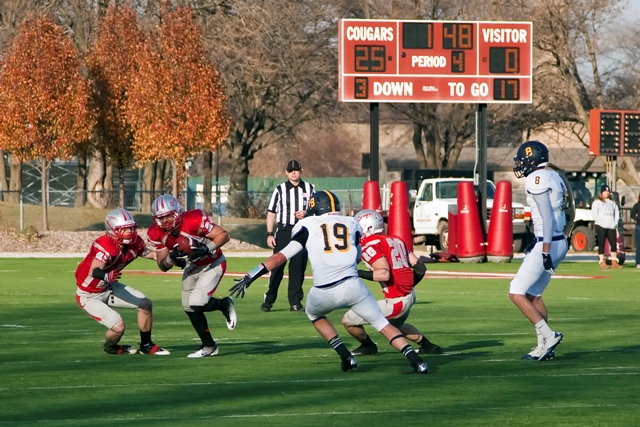 Saint Xavier vs. William Penn University (Iowa) - Photo 38
