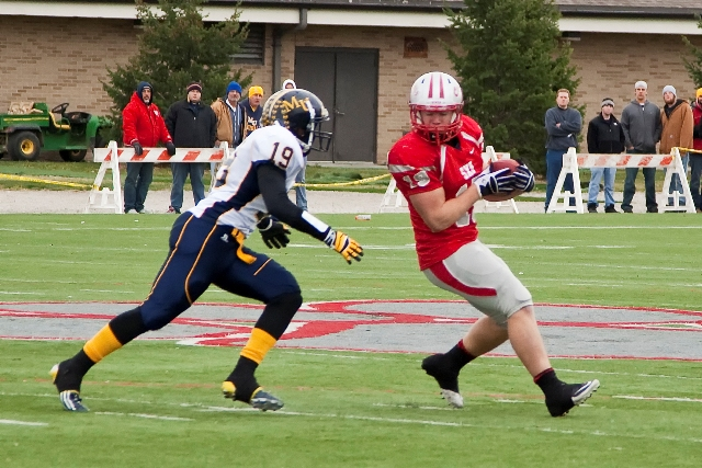Saint Xavier vs. Marian University (Ind.) - Photo 2